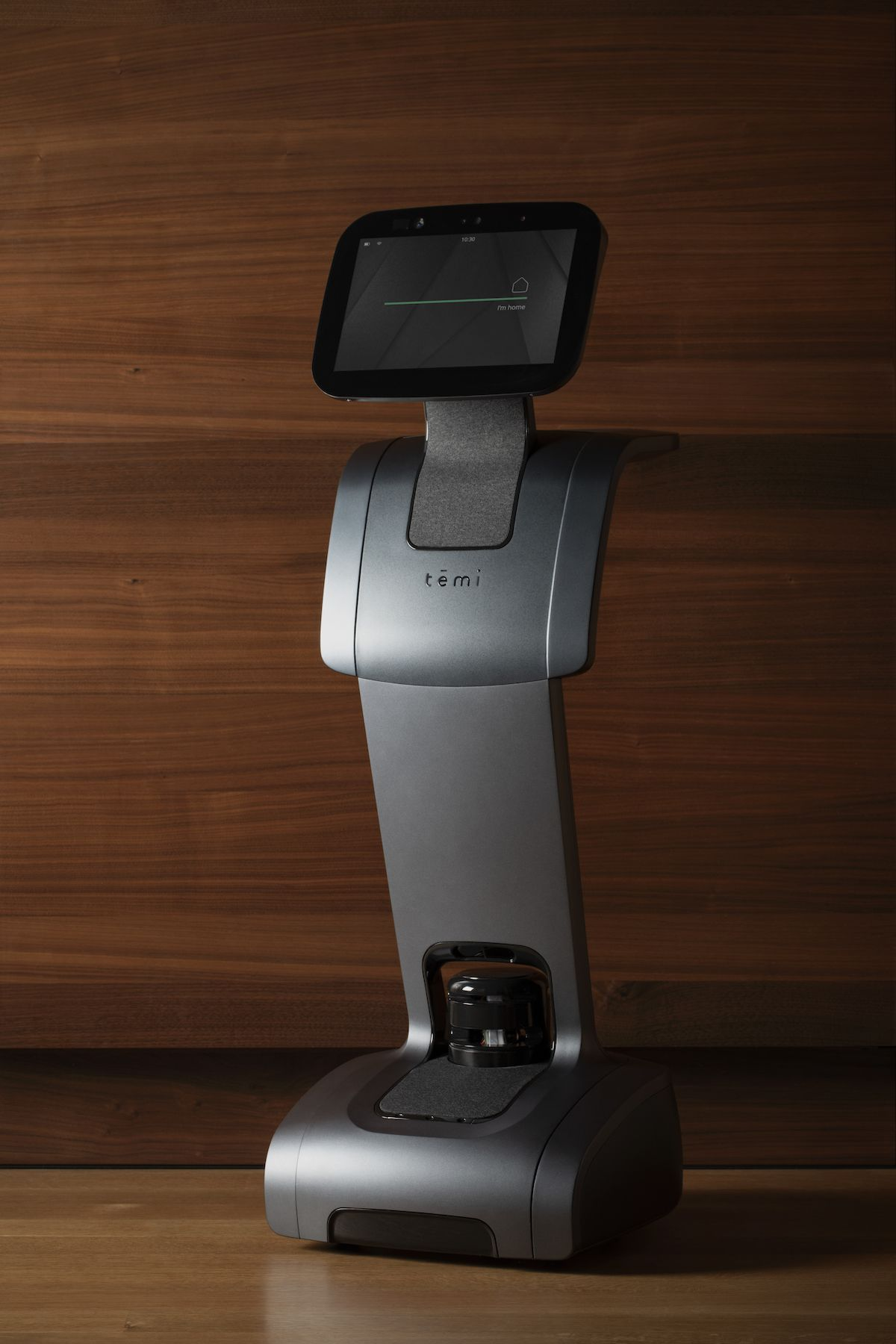 The Obsbot in black and red - Immagine da www.theverge.com
